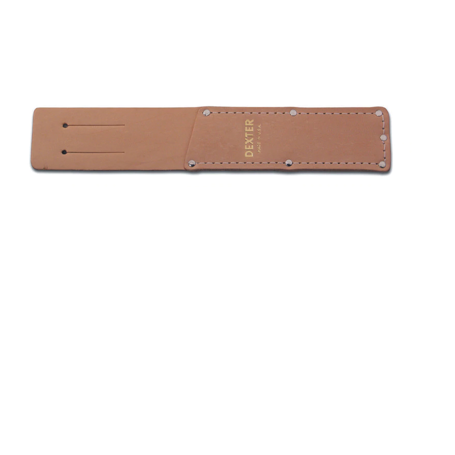Leathersheath for Square Rubber Knife 12/cs