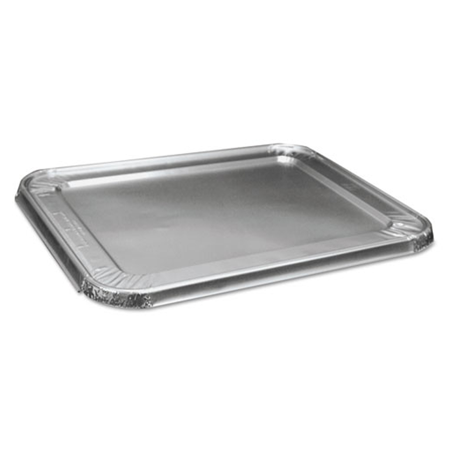 Aluminum Lid For Half Steamtable Pan 100/cs