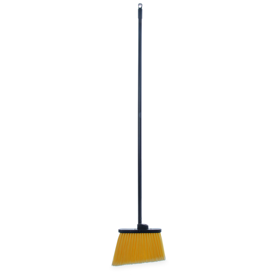 Broom Angle Plastic Handle Each