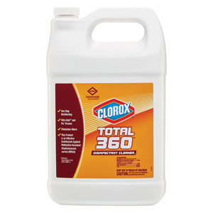 Clorox Total 360  Disinfectant Gallon 4/cs