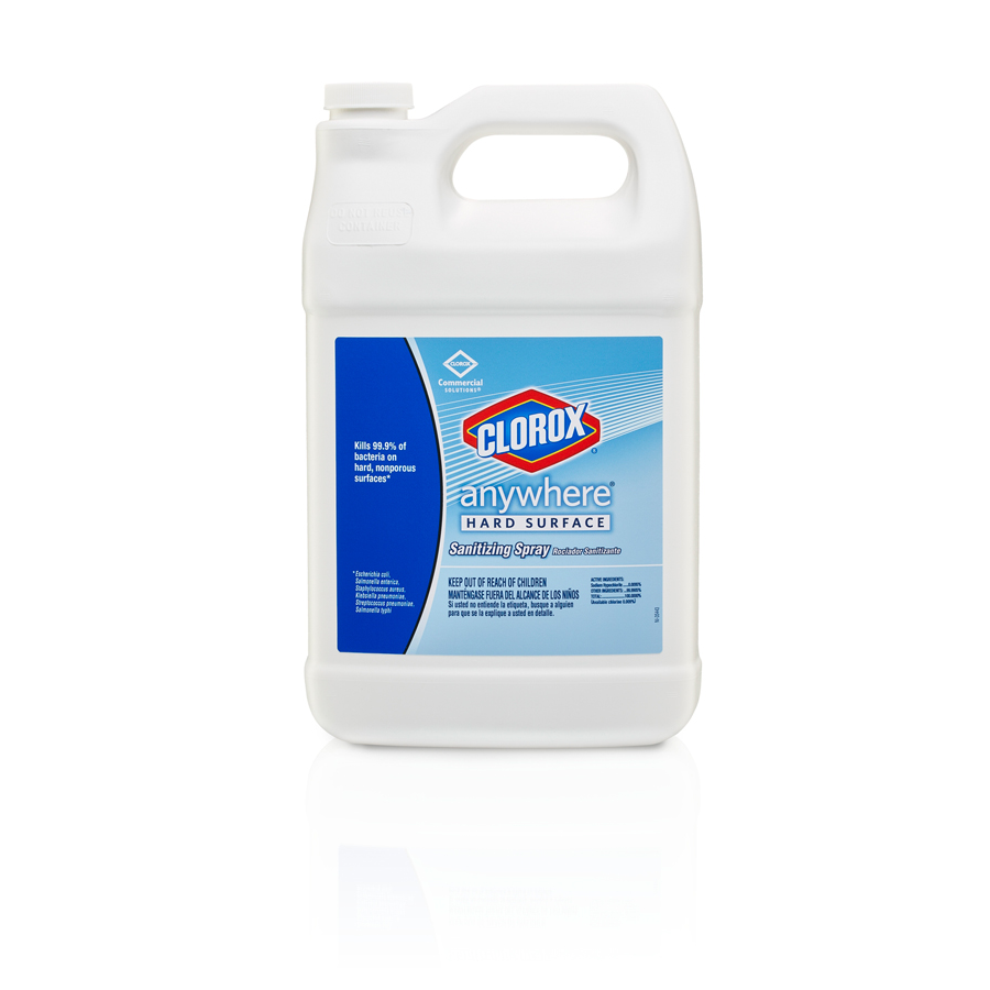 Clorox Total 360  Sanitizer Gallon 4/cs