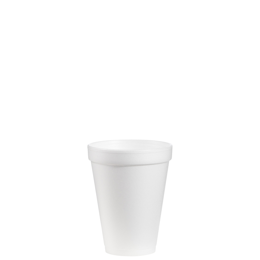 Foam Cup 12oz White 1000/cs