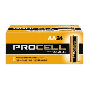 Procell Battery Size AA 144/cs
