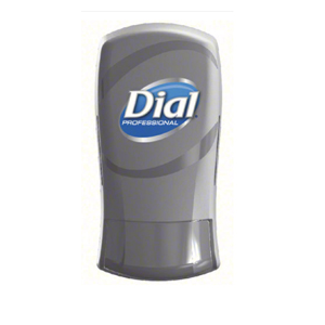 Dial Fit X2 Manual Dispenser Slate 3/cs