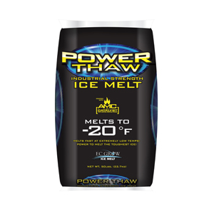 Power Thaw Ice Melt 50# Bag   49-Pallet