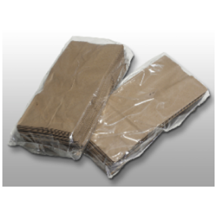 "Food Grade Poly Bag   12""X6""X24"" 1.2Ml 1000/cs"