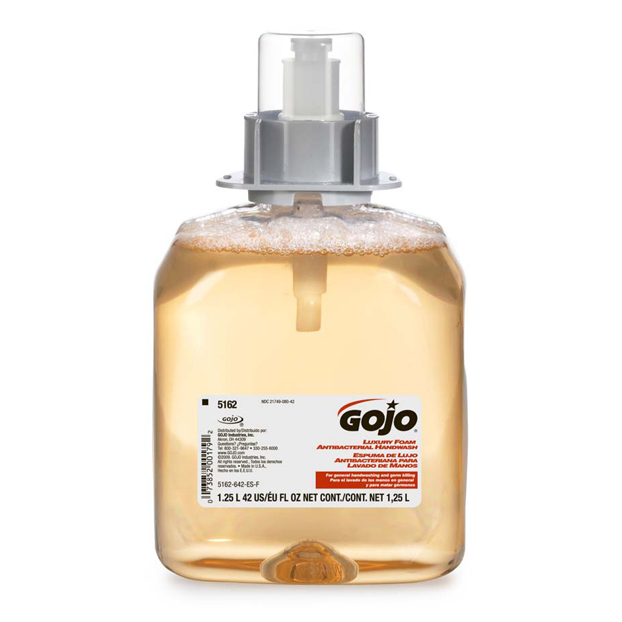 Gojo FMX Luxury Handwash Antibact 1250ml 4/cs
