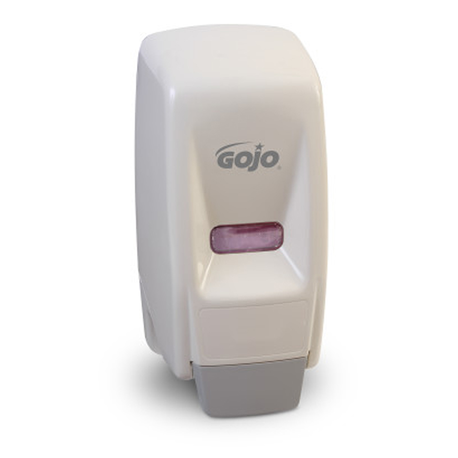 Gojo 800ml/1000ml Soap Disp Univ White Each