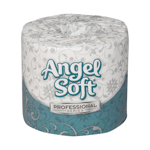 Bath Tissue Angel Soft 2-Ply 450/rl 40/cs