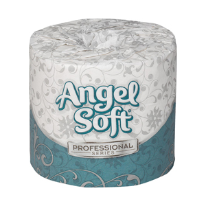 Bath Tissue Angel Soft  2-Ply 450/rl 80/cs