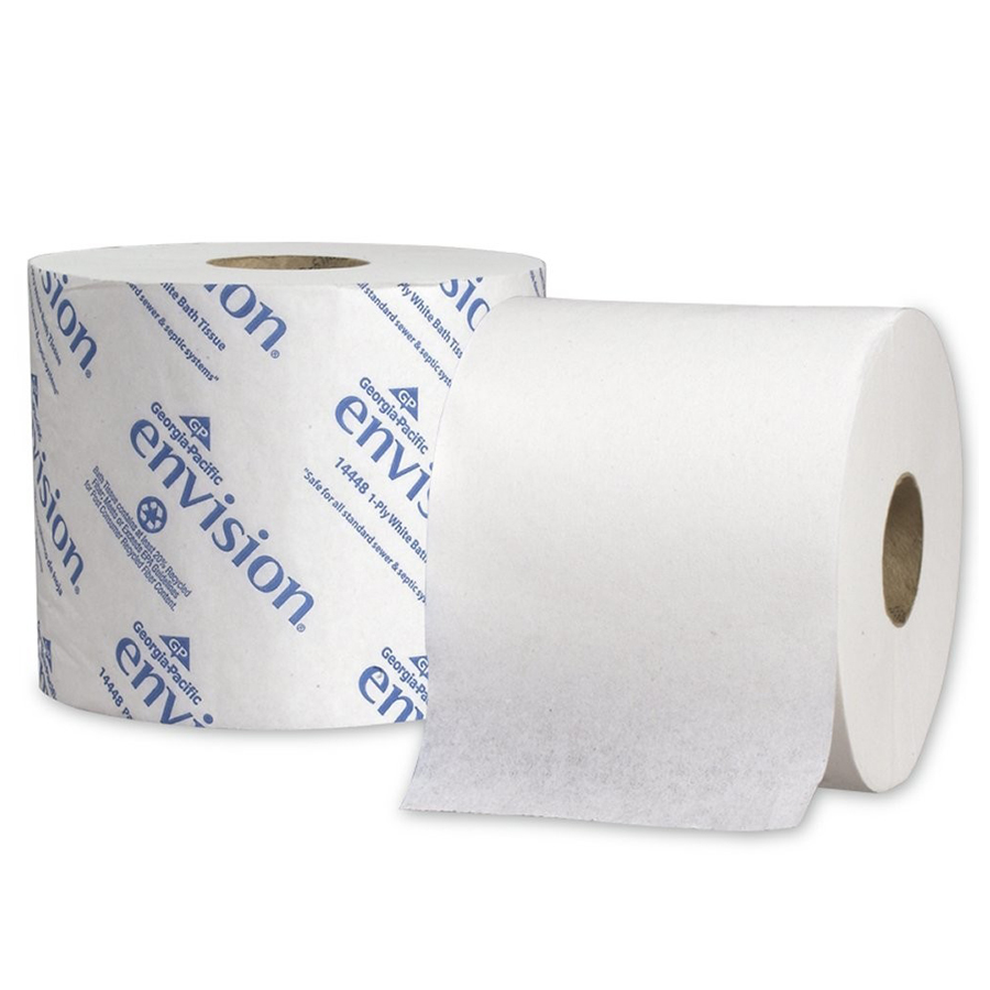 Bath Tissue Envision  2-Ply 1000/rl 48/cs