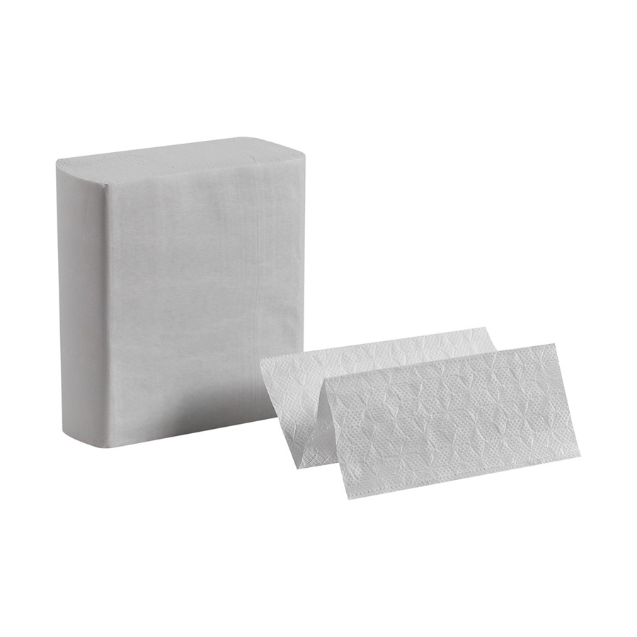 Bigfold Towel White  Z-Fold Ultra 2600/cs