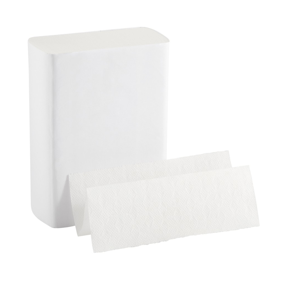 Bigfold Towel White  Ultra Z Premium 2200/cs