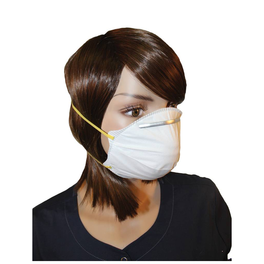 Particulate Respirator Mask N95 Folded 20/bx