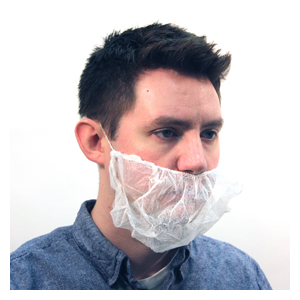 Beard Cover Polypro 1000/cs