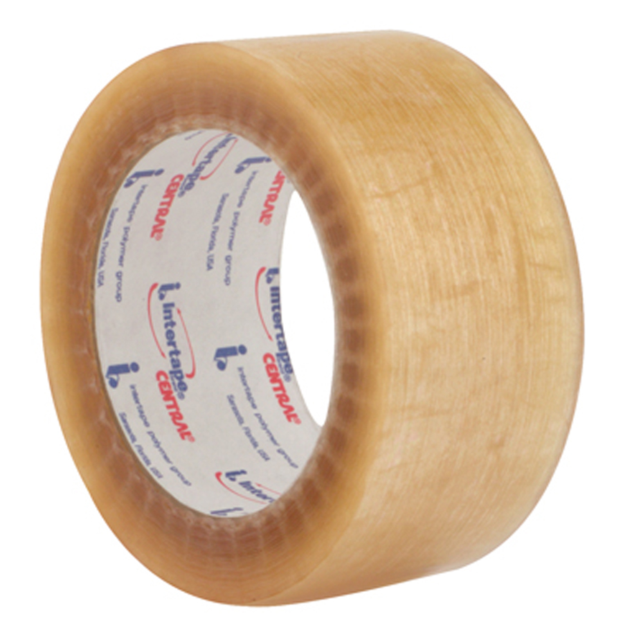 Box Seal Tape 48Mmx100m Nat Adh 2.3mil 36/cs
