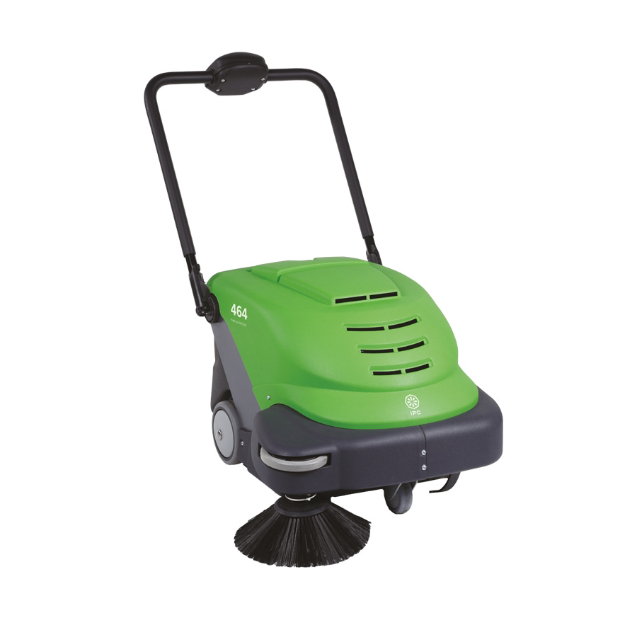 "IPC Eagle SmartVac 464E 24"" Walk Behind Sweeper"