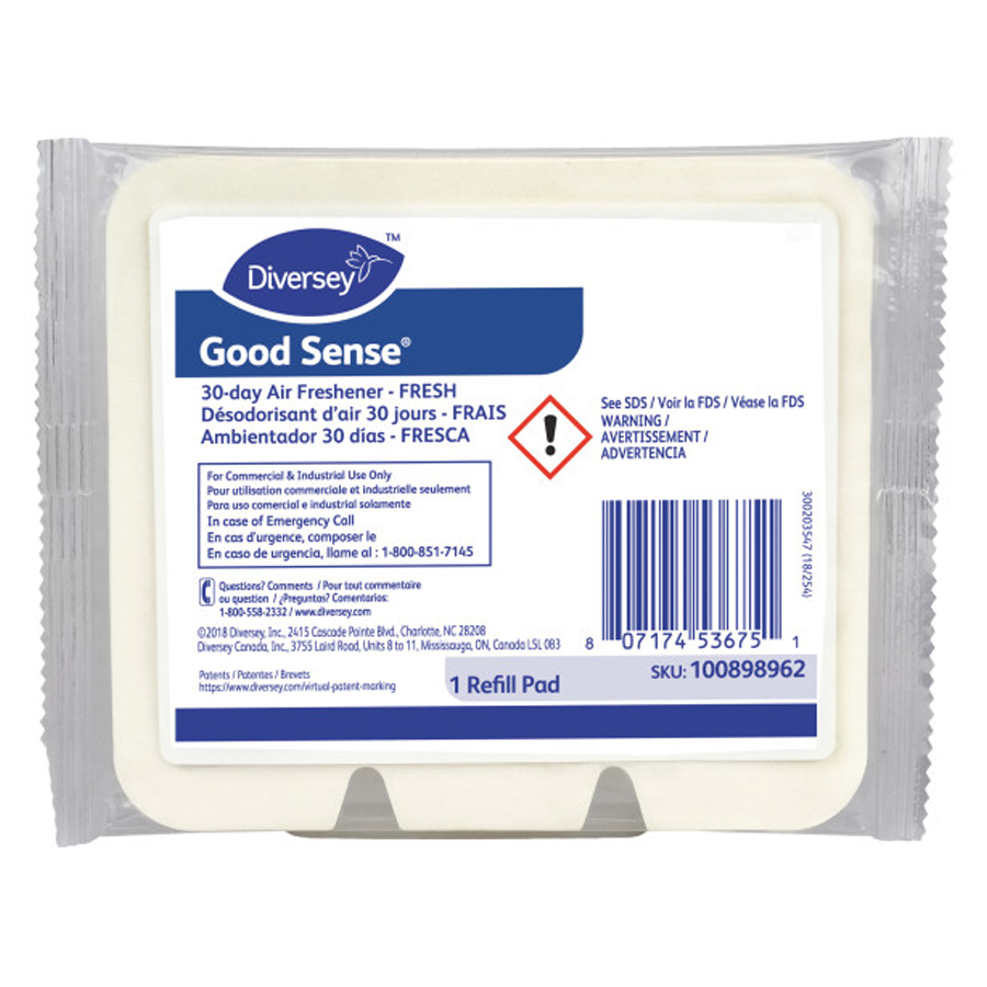 Good Sense Deodorant 30 Day Fresh 12/cs