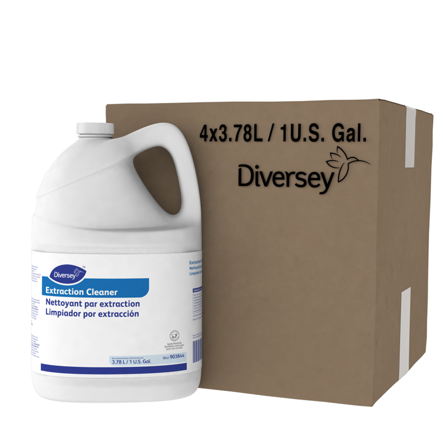 Carpet Extraction  Cleaner Gallon 4/cs