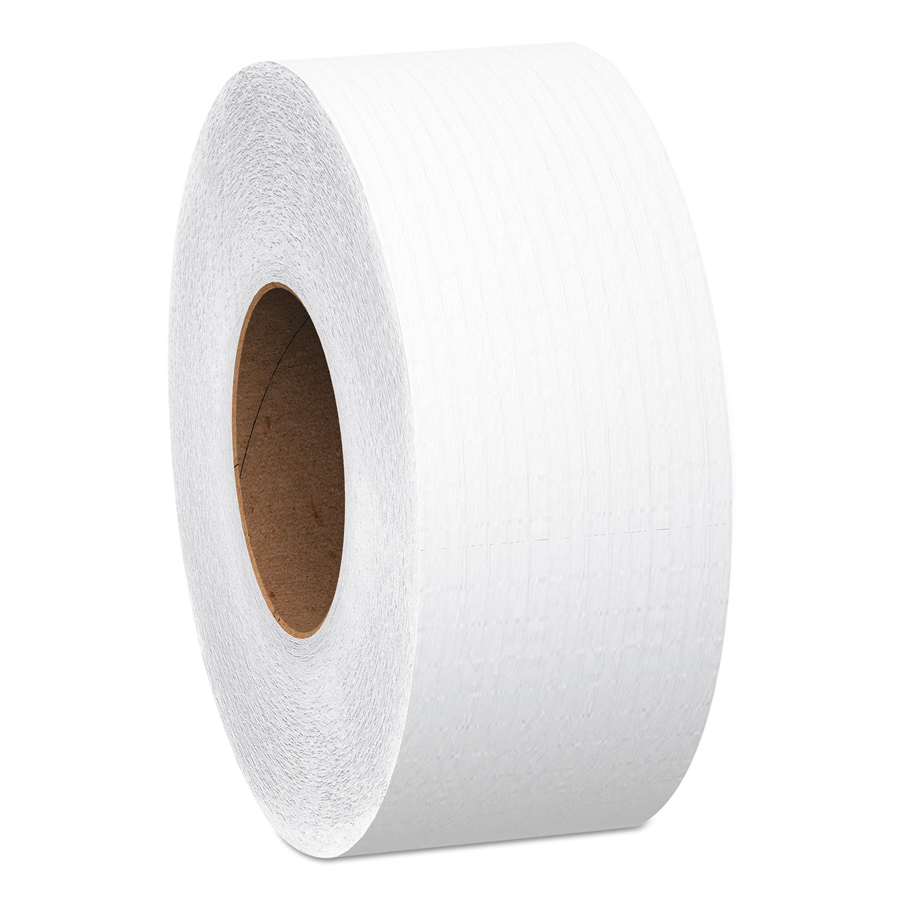 Bath Tissue Coreless Jrt Jumbo 2-Ply 750' 12/cs