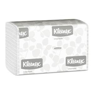 C-Fold Towel White Kleenex 2400/cs