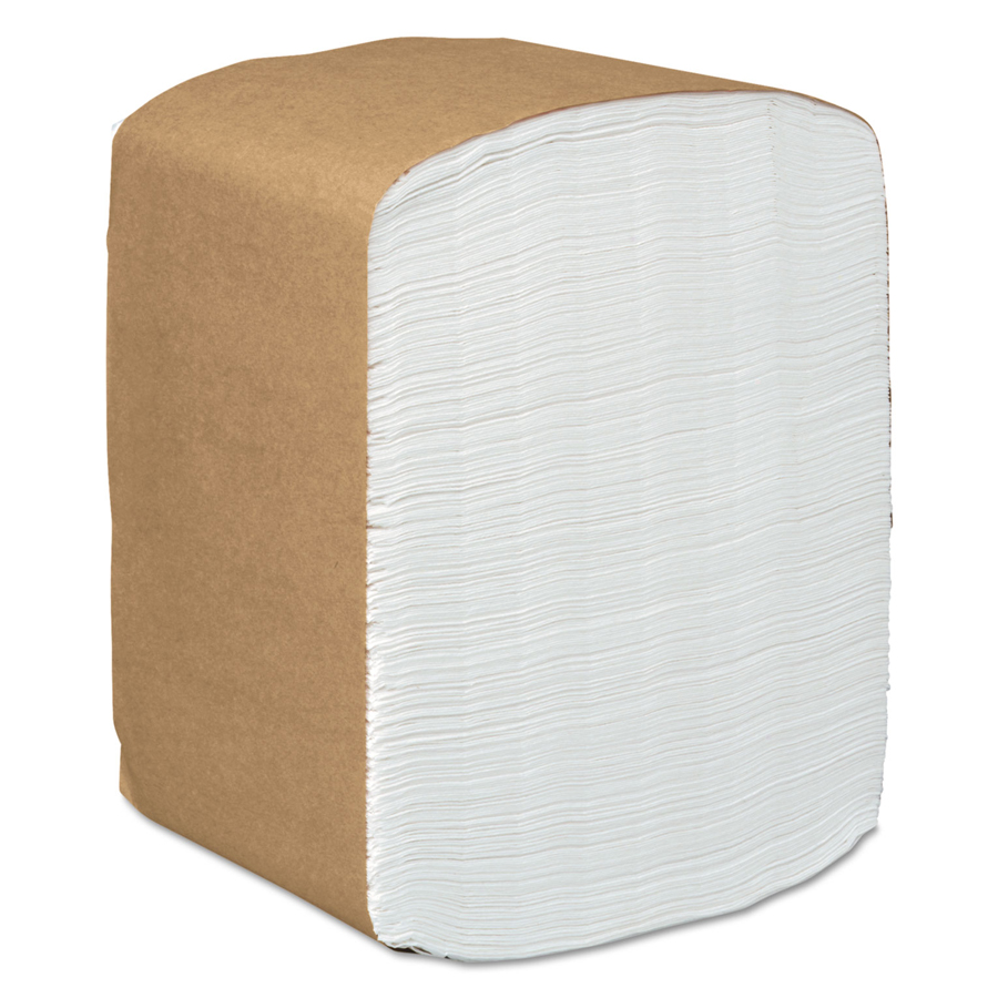 Fullfold Napkin Scott White 1-Ply 6000/cs