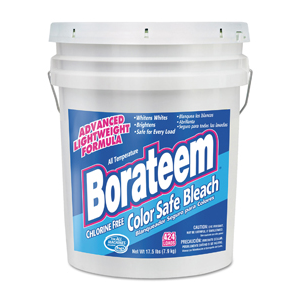 Borateem Powder Bleach 160 Uses 17.5# Pail