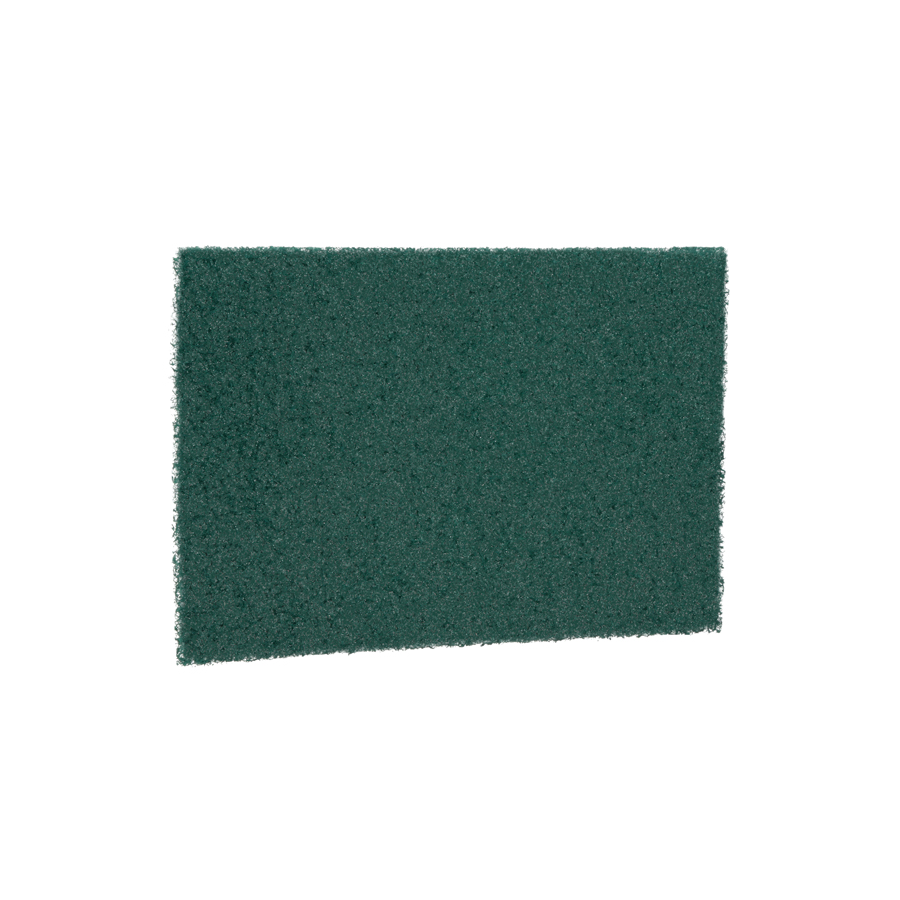 "3M 86 Scouring Pad hd Green 6""X9"" 36/cs"