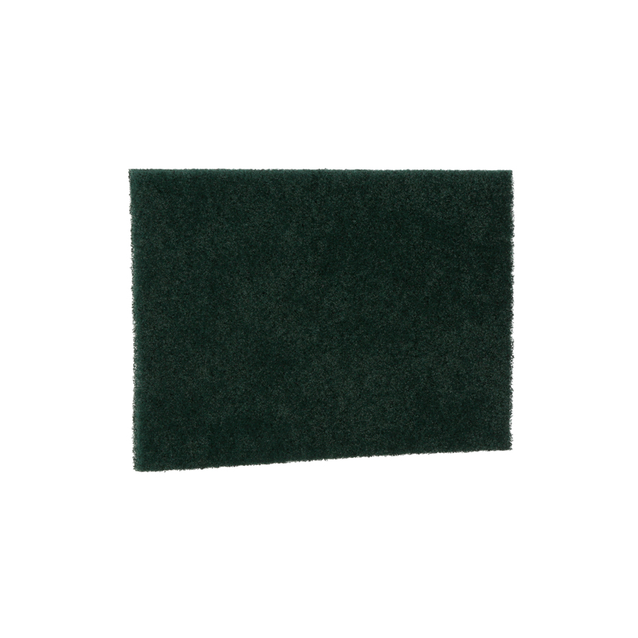 "3M 96 Scotch Brite Scour Pad Green 6""X9"" 60/cs"