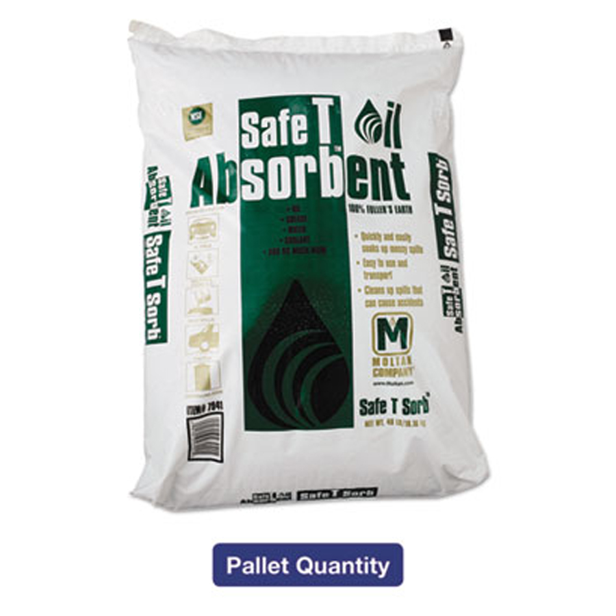 All Purpose Clay Absorbent  40# Bag