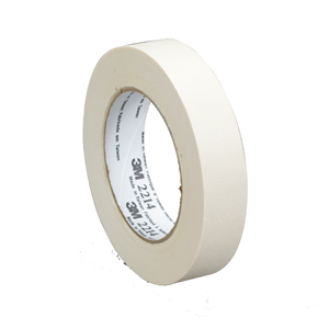 3M 2214 Masking Tape Tan 18Mmx55M 48/cs