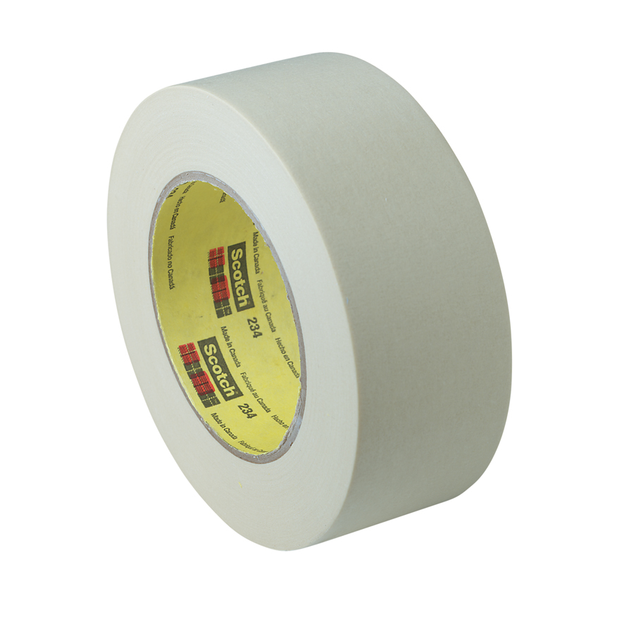 3M 234 Masking Tape  Freezer 18Mmx55M 48/cs