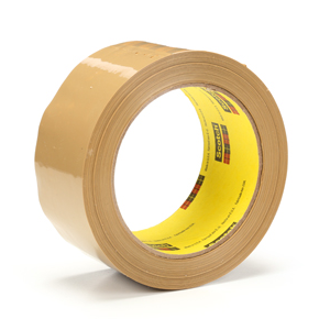 3M 375 Scotch Box Seal  Tape Tan 48Mmx50M 36/cs