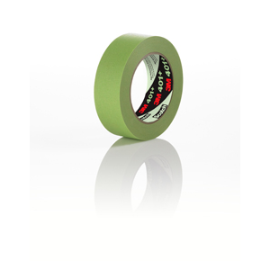 3M 401+ Masking Tape  Green 18Mmx55M 48/cs