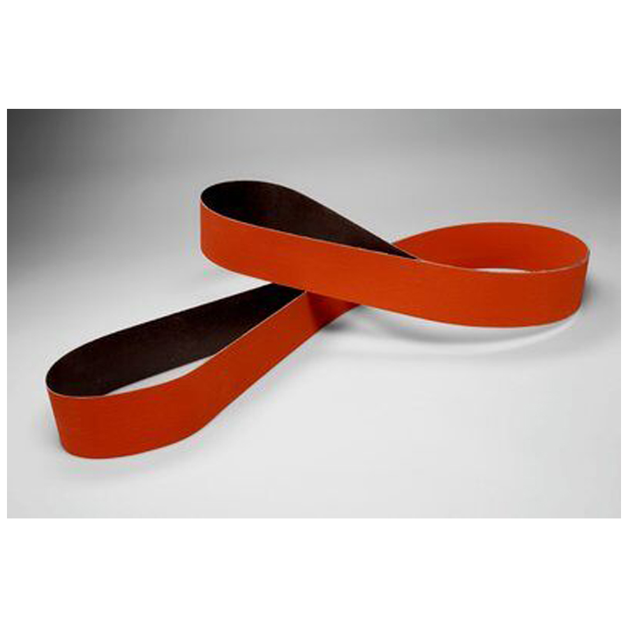 "3M Abrasive Belt 3""x132"" Cubitron II 220+J Weight"