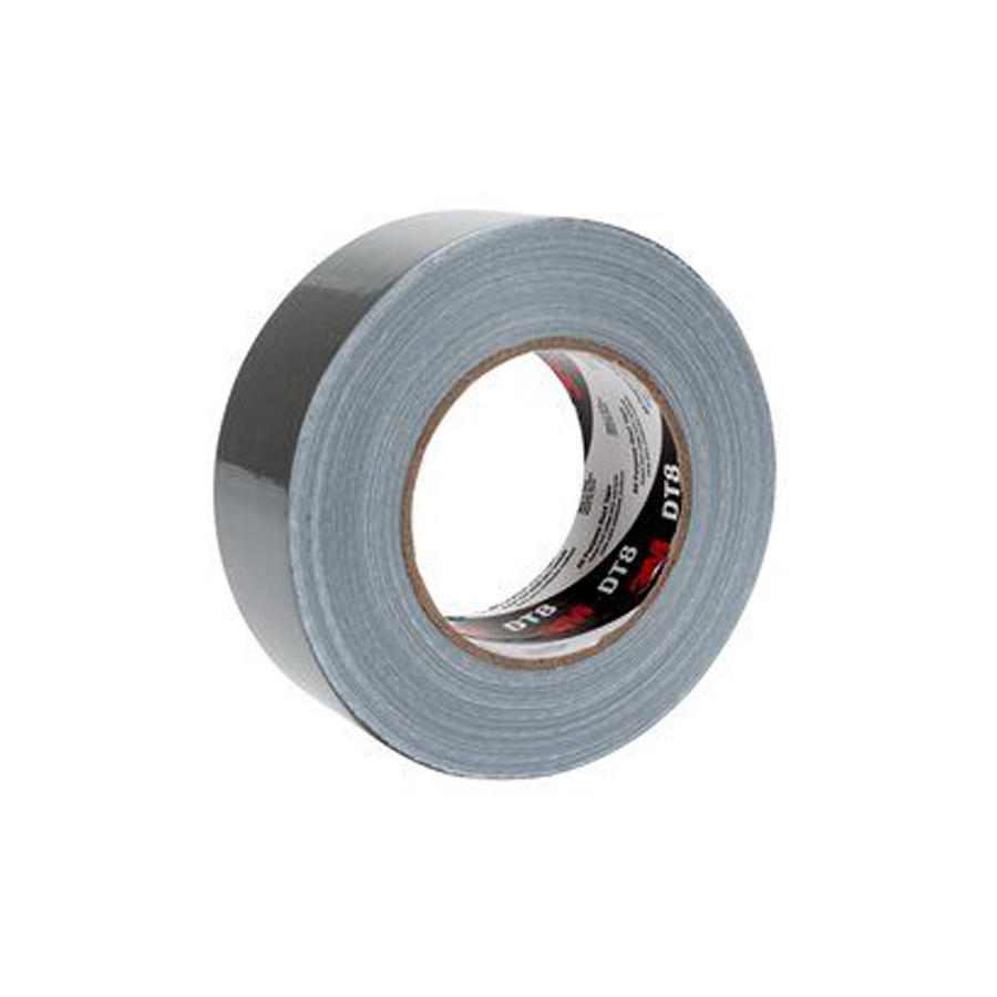 3M Dt8 Duct Tape Silver  48Mmx55M 24/cs