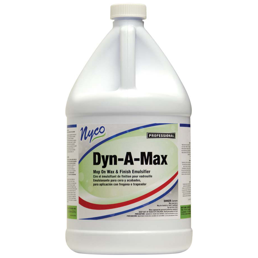 Dynamax Floor Stripper Emulsifier Gallon 4/cs