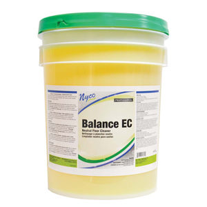 Balance Ec Neutral   Floor Clnr 5 Gallon Pail