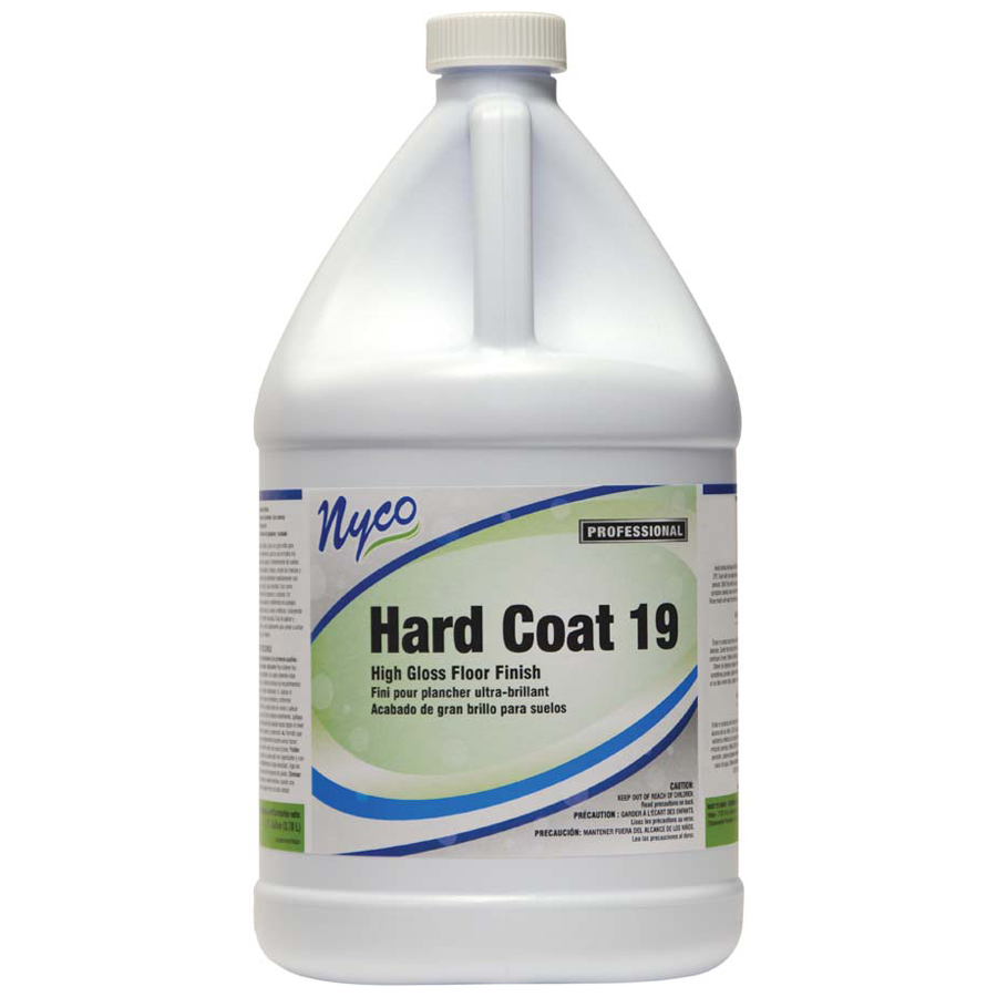 Hard Coat 19 Floor  Finish Gallon 4/cs
