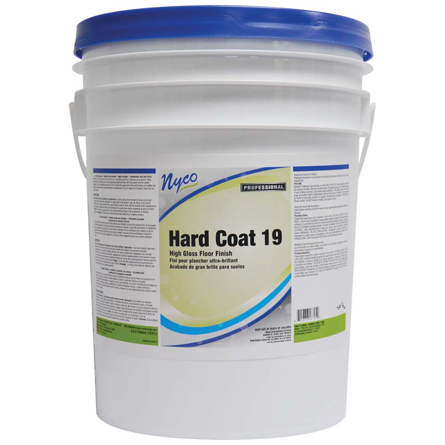 Hard Coat 19 Floor  Finish 5 Gallon Pail