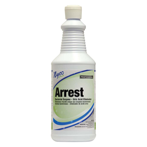 Arrest Restroom Cleaner Bactizyme 32oz 6/cs