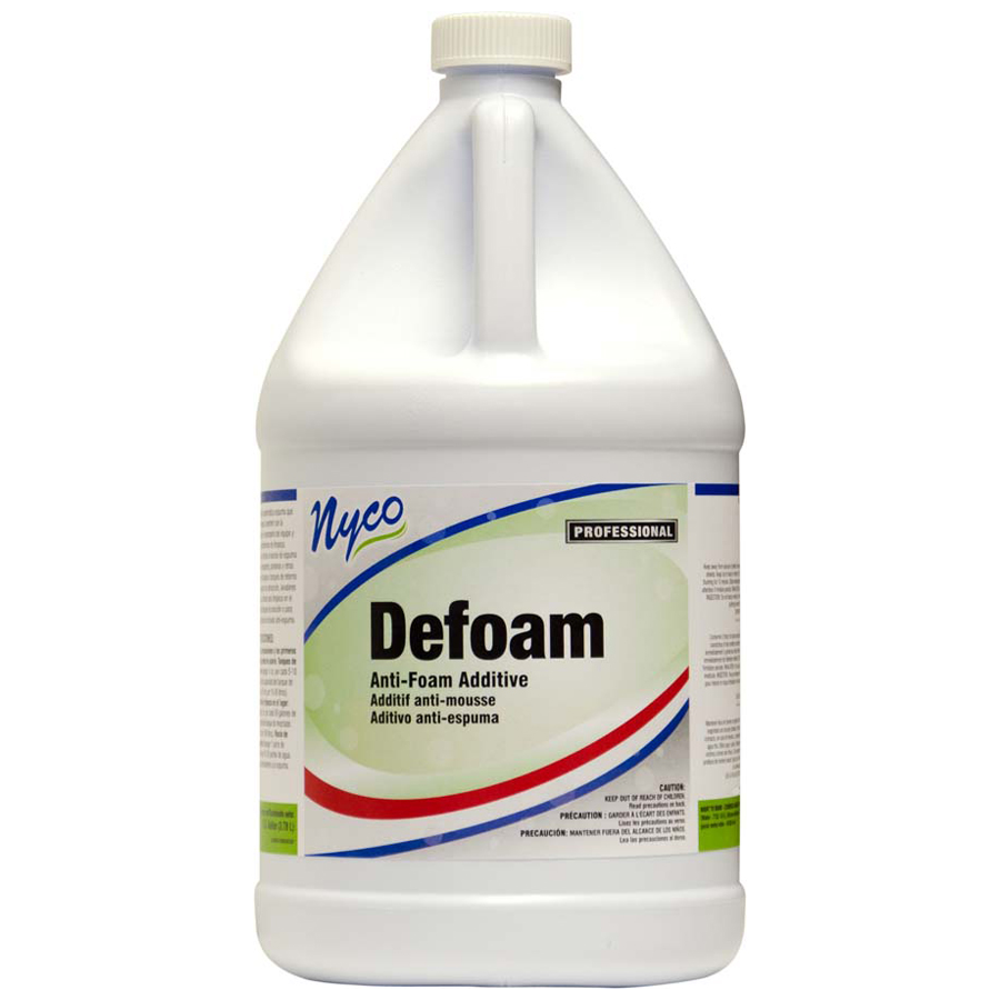 Defoam Liquid Defoamer Gallon 4/cs