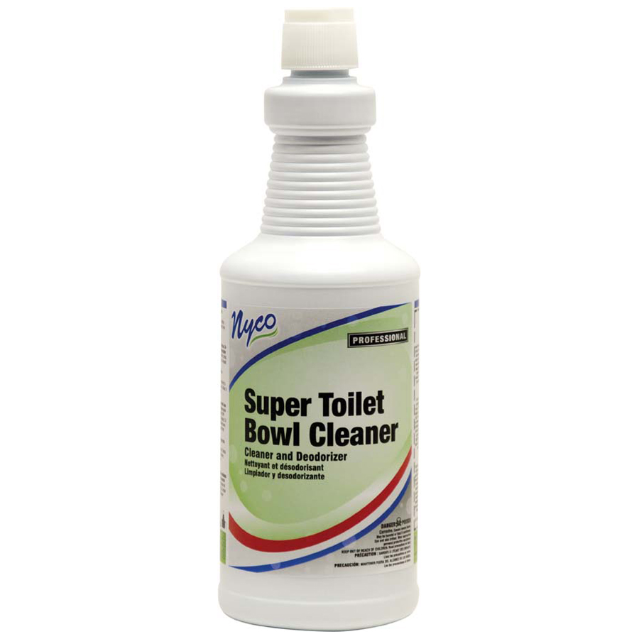 Bowl Cleaner Super 20% Wintergreen 32oz 12/cs