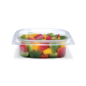 Crystal Seal Container 4oz 400/cs