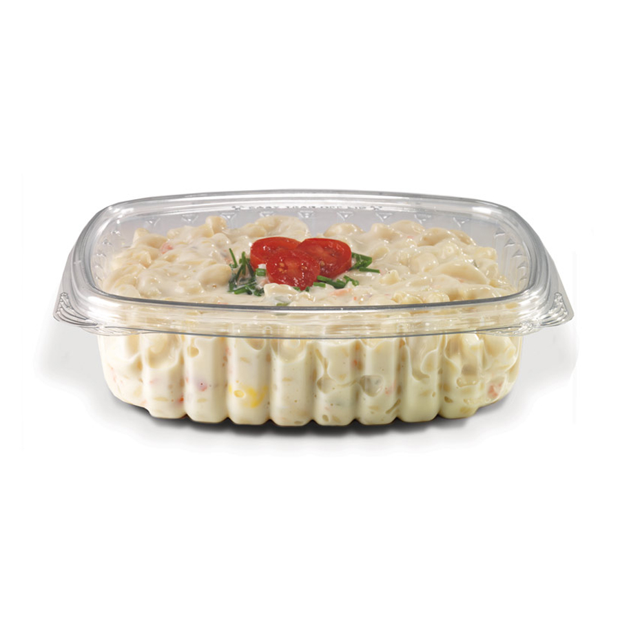 Crystal Seal Container 24oz Clear 200/cs