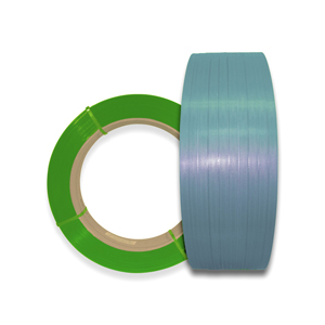 """5/8""""x.04x4000' Poly  Strapping Green Coil"""