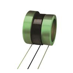 """Plastic Strapping Green .41""""X10500' .021 Thick"""