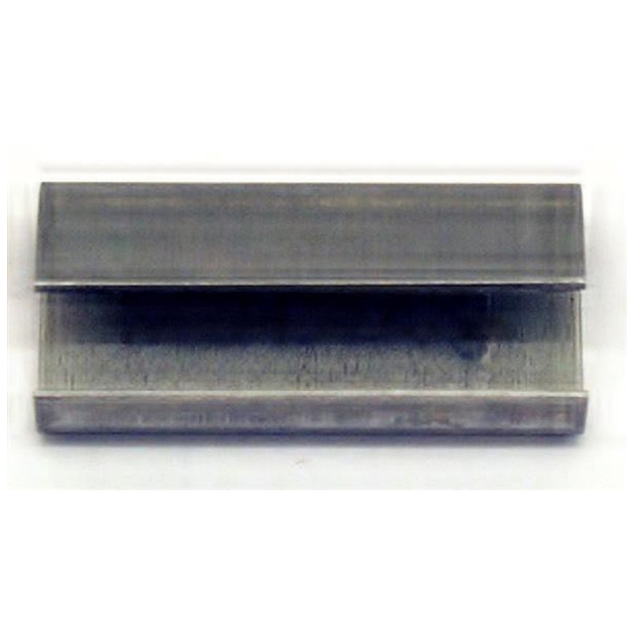 .5In Open Metal Seal Clips Poly Strap 1M-bx