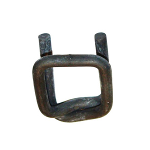 Buckles for Woven Cord Strap Phosphate Finished