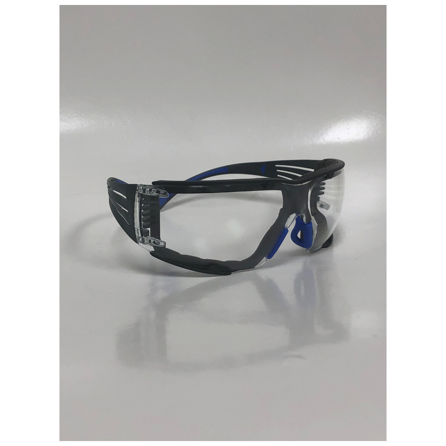 3M Secure Fit Safety Glasses Clear Anti-Fog